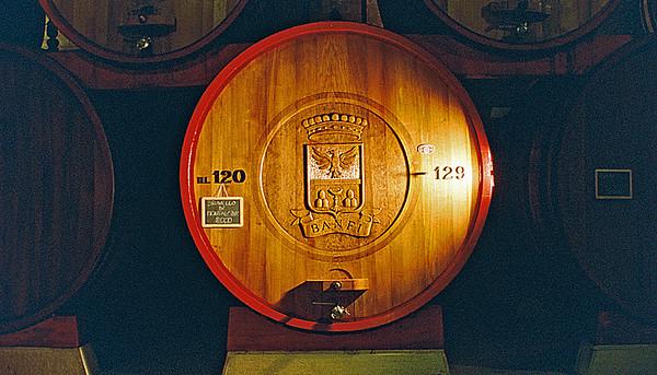 Banfi Winery Montalcino,Tuscany