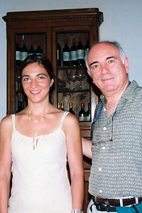Avignonesi.  Owner Elana Falvo and myself Dave Valvo.  Similiar last name.  But she is much prettier.
