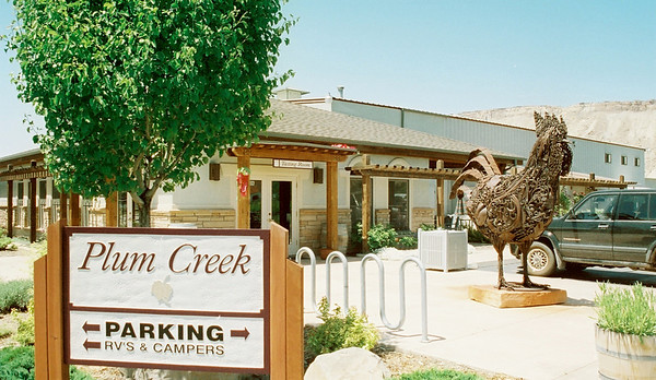 Plum Creek Winery, Colorado