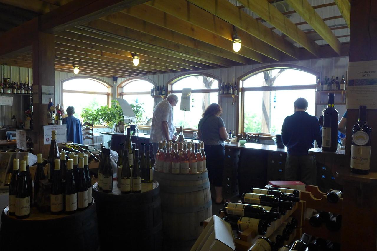 Vineyard View Winery - Keuka Lake