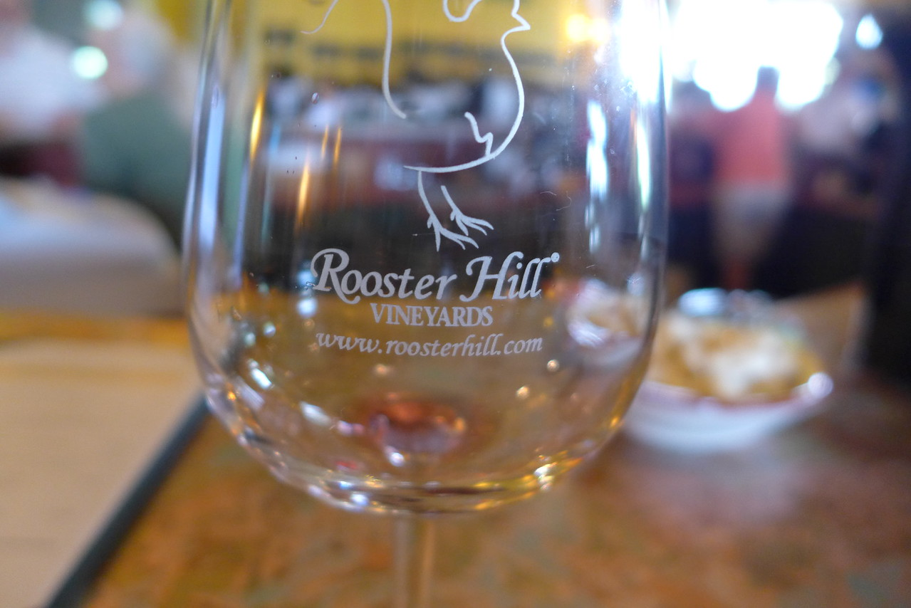 Rooster Hill Vineyards - Keuka Lake