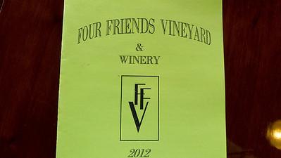 Four Friends Vineyard