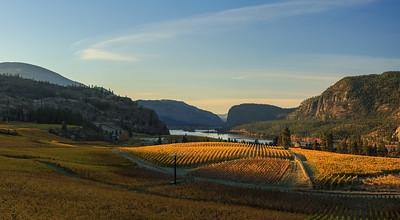 Blue Mountain Autumn Sunrise 2