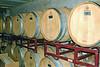 Vino aging in the cask