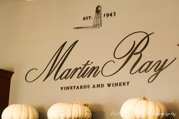Martin Ray Wine & Food Affair 2014