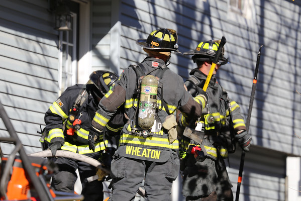 Winfield General Alarm, chimney fire, 1-1-14