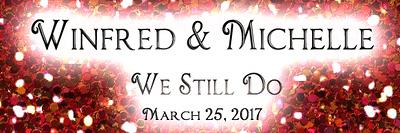 Winfred & Michelle's 40th Anniversary  3.27.17