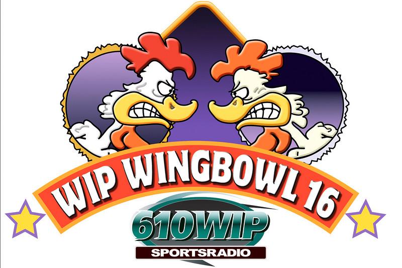 Wing Bowl 16 logo