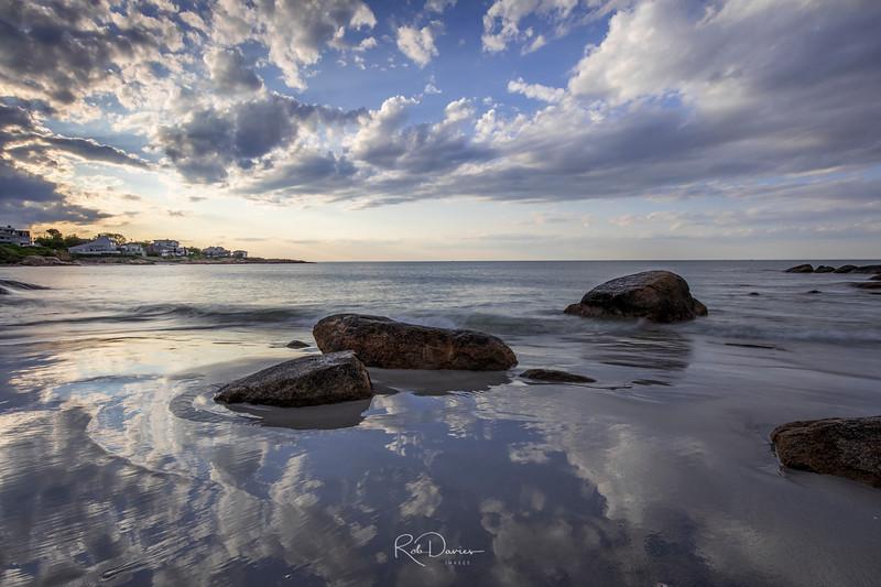 Clouds on the Beach II