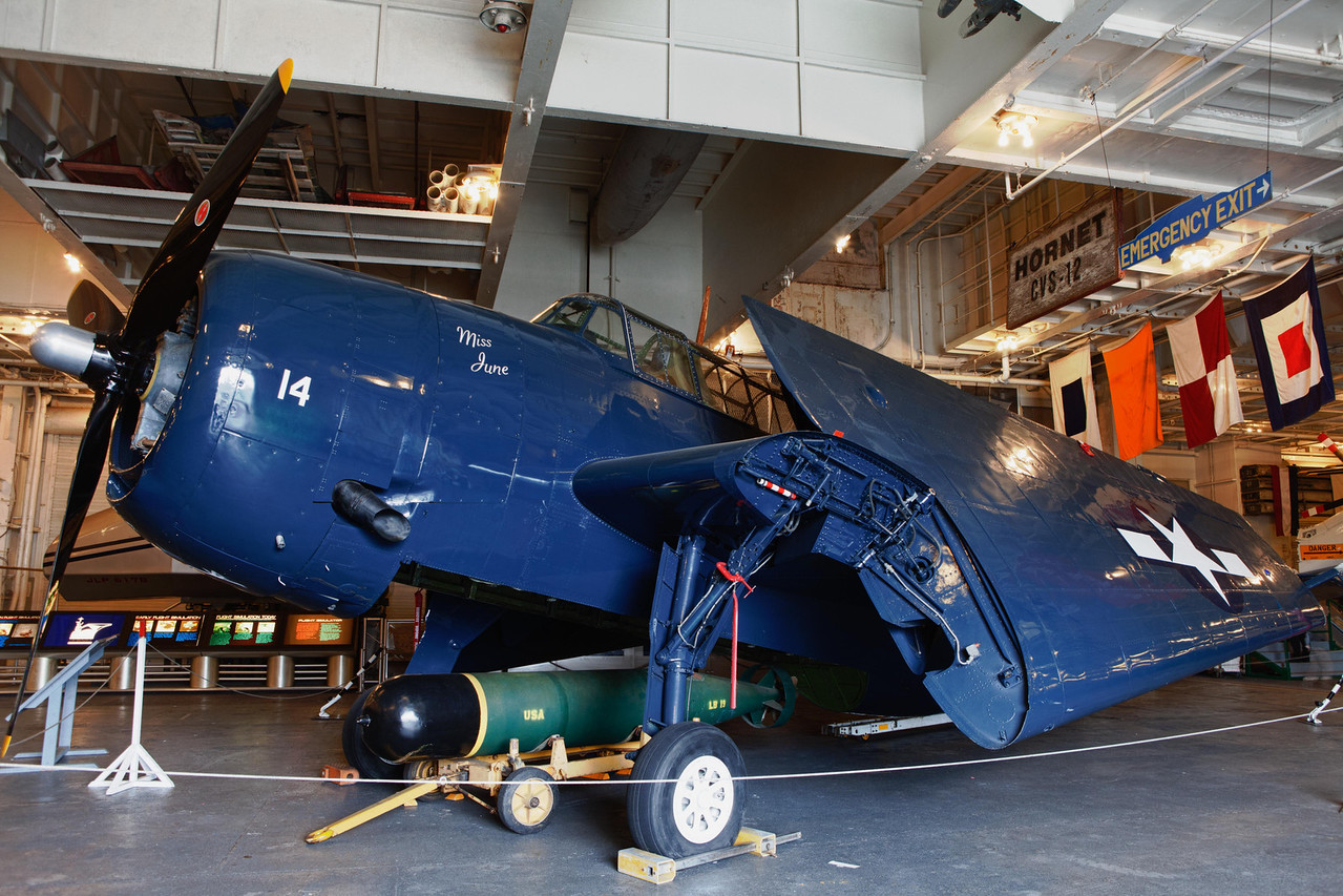 TBM-3 Avenger  Miss June