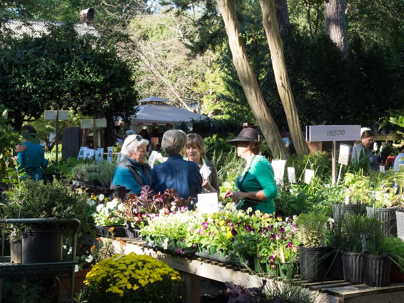 Wing Haven Plant Sale