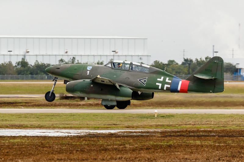 The Collings Foundation Messerschmitt Me-262B-1C Schwalbe Replica | N262AZ | 501241