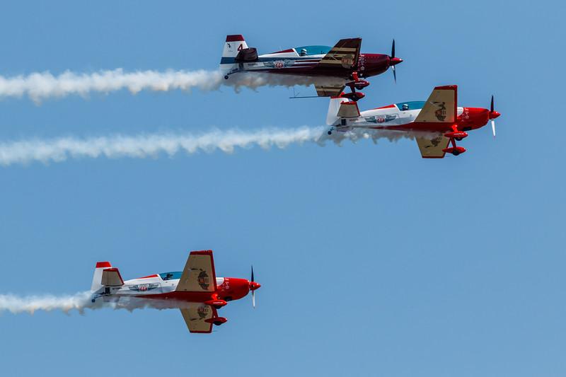 Phillips 66 Aerostars