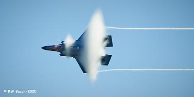 F-35 Vapor Cone