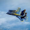 Blue Angels - 4 as 1