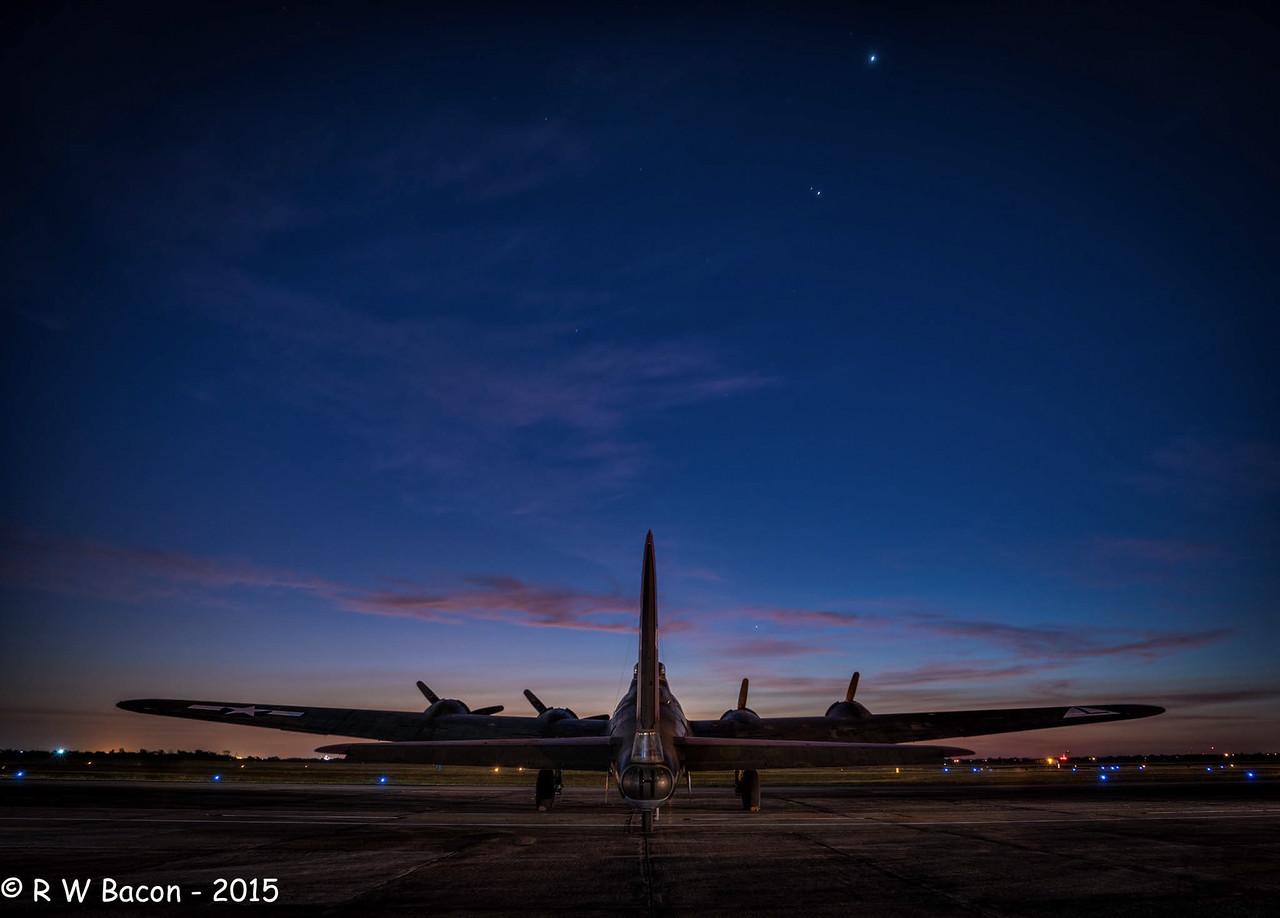 Flying Fortress Dawn