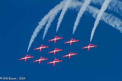 Snowbirds Formation-1