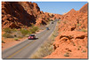 ...and back out of the Valley of Fire