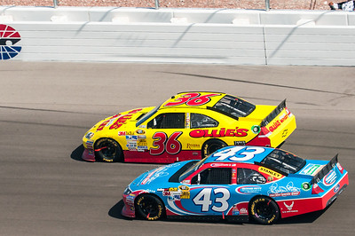 Las Vegas NASCAR 2012
