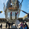 Bombardier Position, Boeing B-17G Flying Fortress