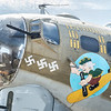 Nose Art, Boeing B-17G Flying Fortress