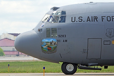 United States Air Force Lockheed C-130H 87-9283 5-13-17