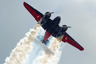 Bobby Younkin Beech C-18S N9109R 5-13-17