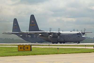 United States Air Force Lockheed C-130H 87-9283 5-13-17 2