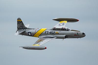 Canadair CT-33 133452 N133HH 5-12-17