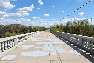Historic Gila River Bridge (2018)