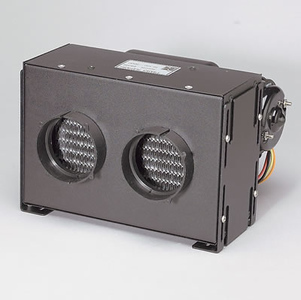 Aftermarket heater/defroster sold at Summit Racing (approx $140, 9lbs weight, reuses OEM coolant line) - has two built in ducts, I plan to use one for defroster and one for footwell heat.