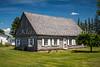 A Mennonite home at the Pembina Threshermen's Museum, Winkler, Manitoba, Canada.