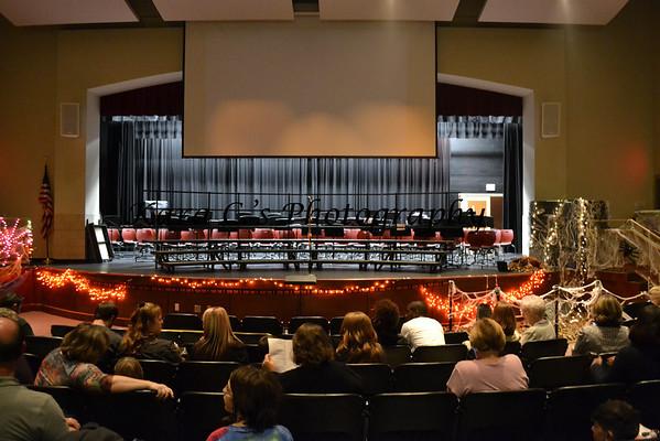 10-29-13 Chorus & Band Concert