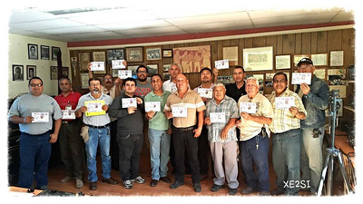 Class members get FMRE certificate, end of many Saturdays.