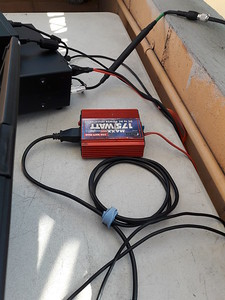 Inverter if needed to charge lap top
