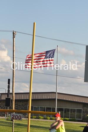 Winnebago at Morrison sectional softball (5-26-15)