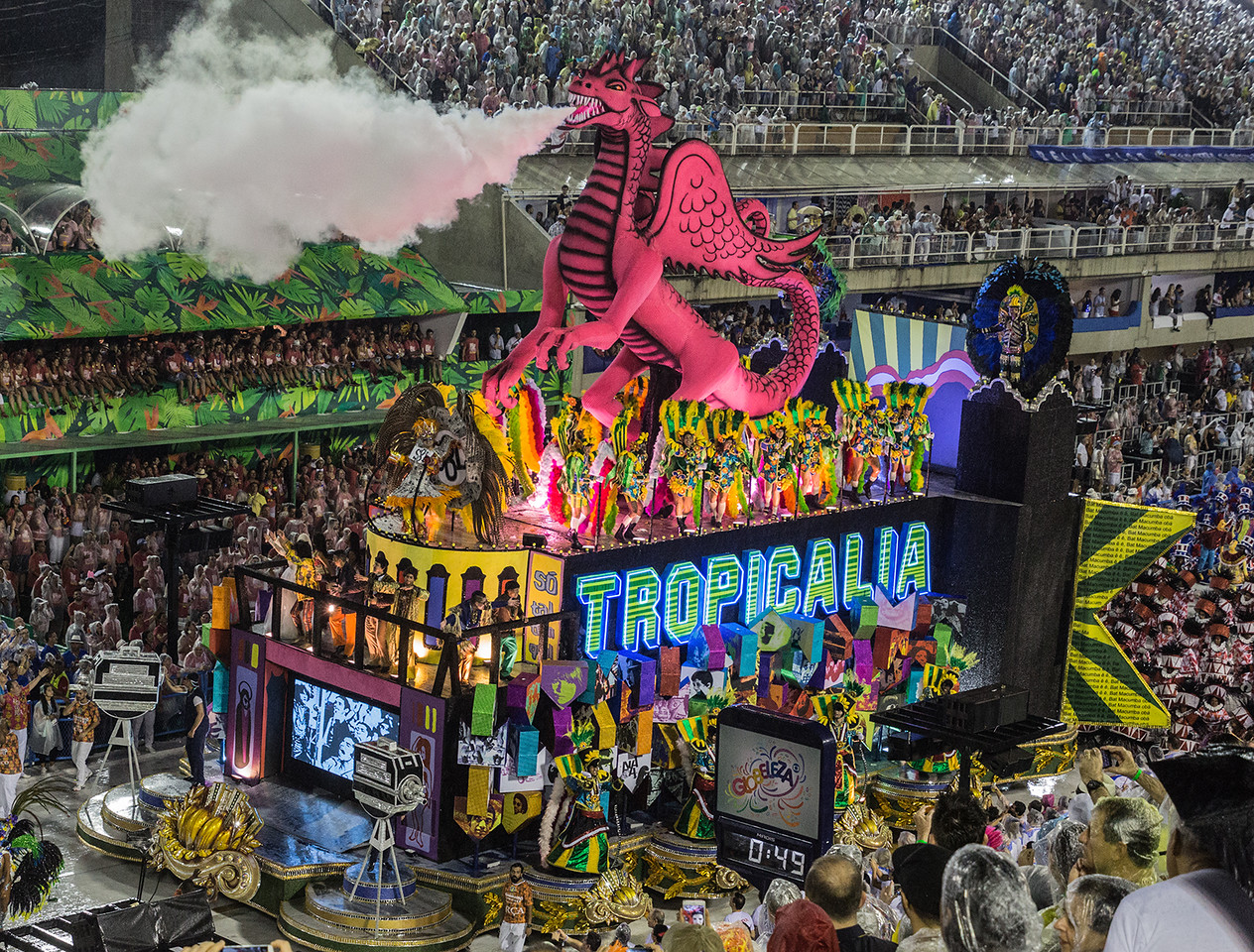 Carnaval in Rio