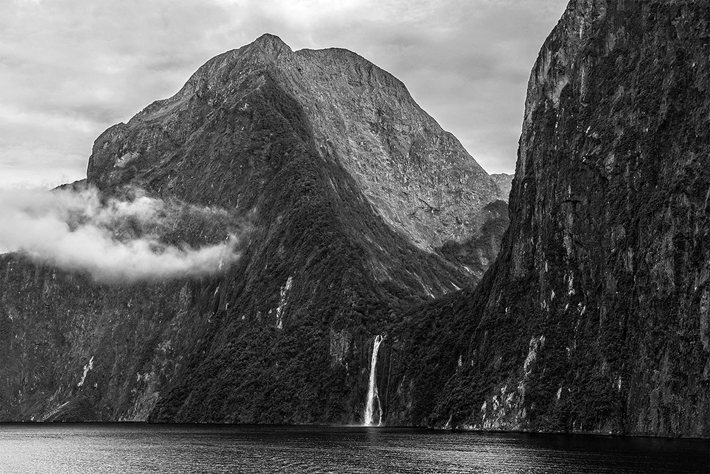 Milford Sound, Fiordlands, New Zealand