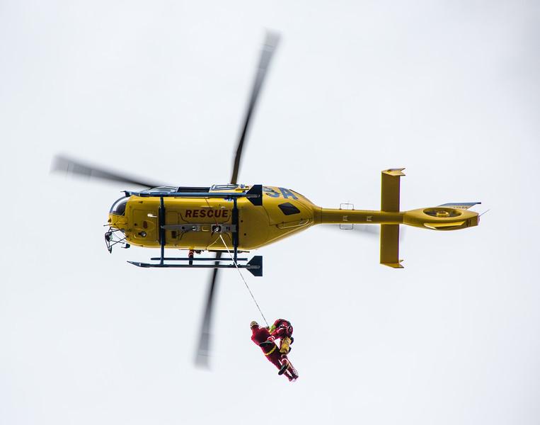 Czech evacuation drill
