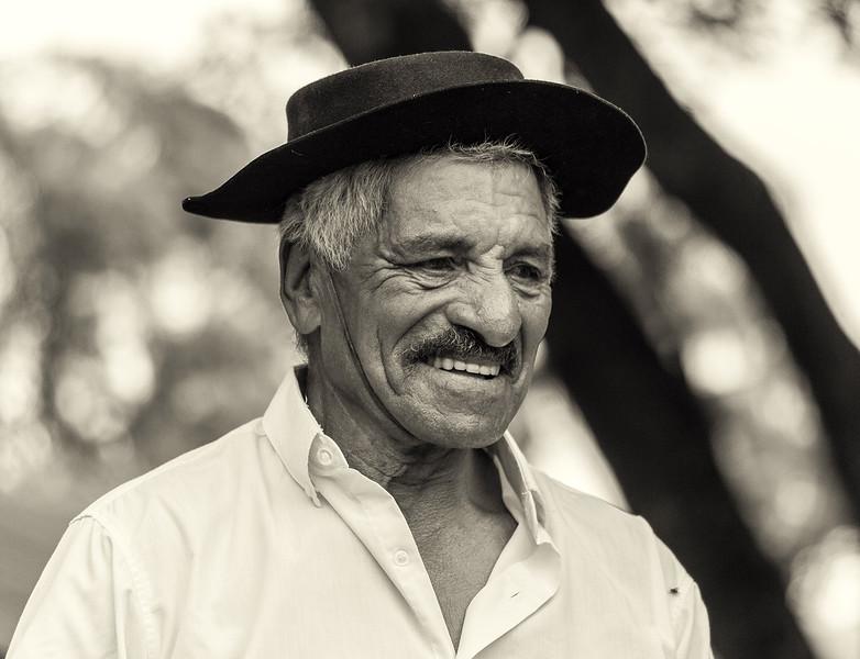 Montevideo cowboy