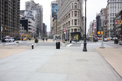 Winnie Pooh/ 23rd Street @ Broadway/Madison Sq park