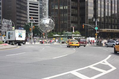 Winnie Pooh/Columbus Circle