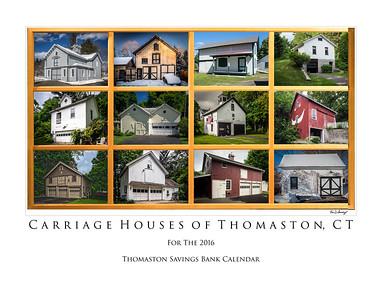 Calendar Project for Thomaston Savings Bank