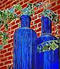2 Blue Bottles