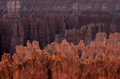 Bryce Canyon. Sunset 6