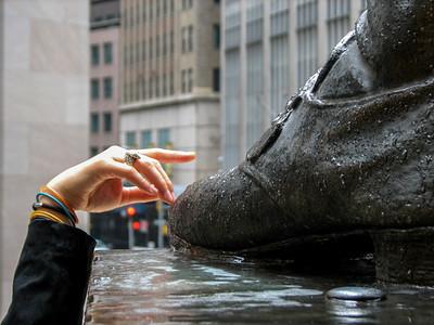 Seducing the Wall Street