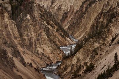 Yellowstone canyon 6