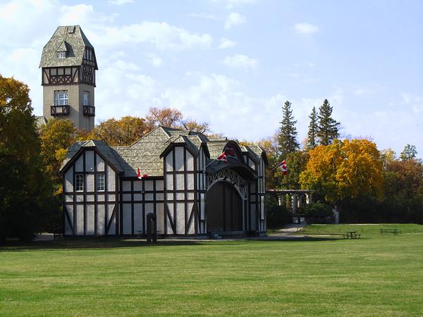 Lyric Theatre in Autumn
