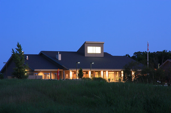Southwood Golf Course Club House