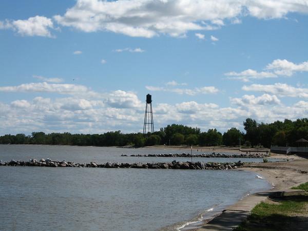 Water Tower at Winnipeg Beach